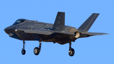 13-5065 - Lockheed Martin F-35A Lightning II - United States - US Air Force (USAF)