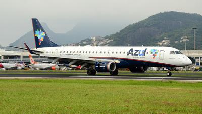 PR-AZI - Embraer 190-100IGW - Azul Linhas Aéreas Brasileiras