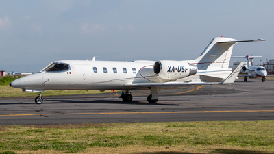 XA-USF - Bombardier Learjet 31A - Private