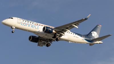 XA-ALU - Embraer 190-100LR - Aeromexico Connect