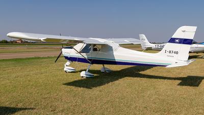 I-8740 - Tecnam P92 Echo - Private