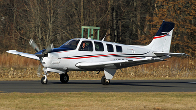 N293PC - Beechcraft G36 Bonanza - Private