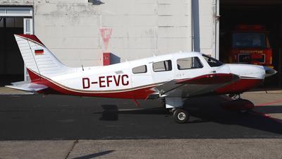 D-EFVC - Piper PA-28-181 Archer III - Frankfurter Verein für Luftfahrt (FVL)