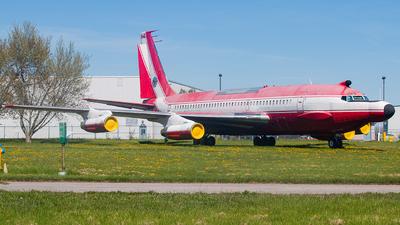 C-FETB - Boeing 720-023B - Pratt & Whitney Canada