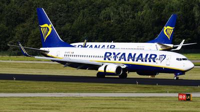 EI-EFC - Boeing 737-8AS - Ryanair