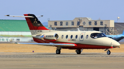 JA78MA - Hawker Beechcraft 400A - Diamond Air Service