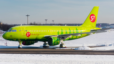 A picture of VPBHI - Airbus A319114 - S7 Airlines - © Alexander Lebedev