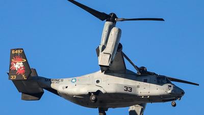 166497 - Boeing MV-22B Osprey - United States - US Marine Corps (USMC)