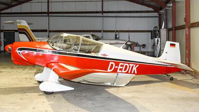 D-EDTK - Jodel D117 Grand Tourisme - Private
