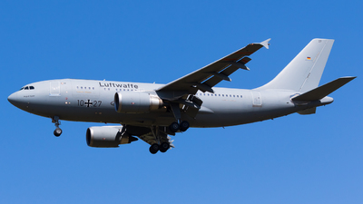 10-27 - Airbus A310-304(MRTT) - Germany - Air Force
