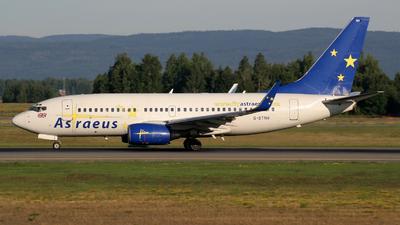 G-STRH - Boeing 737-76N - Astraeus Airlines