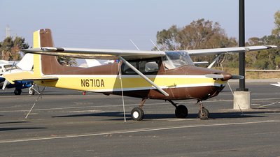 N6710A - Cessna 172 Skyhawk - Private