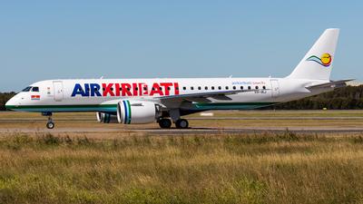 VH-IKJ - Embraer 190-300STD - Air Kiribati