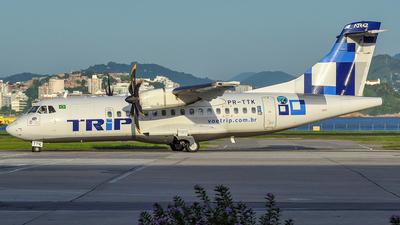 PR-TTK - ATR 42-500 - TRIP Linhas Aéreas