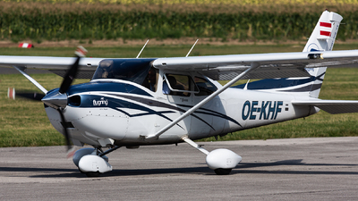 OE-KHF - Cessna T182T Turbo Skylane - Flugring Salzburg