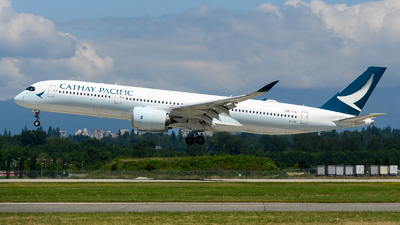A picture of BLRX - Airbus A350941 - Cathay Pacific - © Chung Kwok