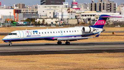 JA07RJ - Bombardier CRJ-701ER - Ibex Airlines
