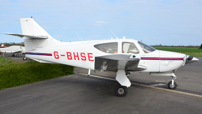 G-BHSE - Rockwell Commander 114 - Private