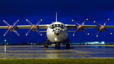 EW-483TI - Antonov An-12BK - RubyStar