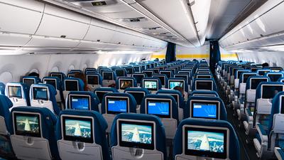 F-HTOO - Airbus A350-1041 - Air Caraïbes Atlantique