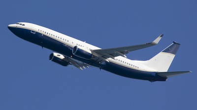 N502BJ - Boeing 737-8ZE(BBJ2) - Private