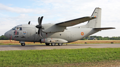 2703 - Alenia C-27J Spartan - Romania - Air Force