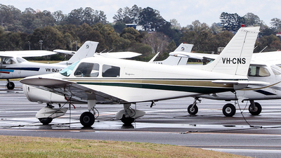 VH-CNS - Piper PA-28-140 Cherokee Cruiser - Private
