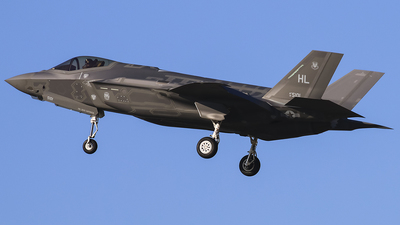 14-5101 - Lockheed Martin F-35A Lightning II - United States - US Air Force (USAF)