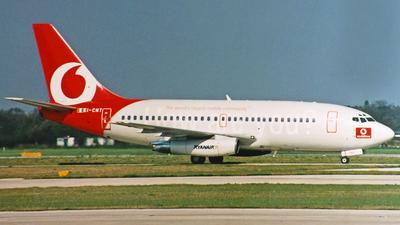 EI-CNT - Boeing 737-230(Adv) - Ryanair