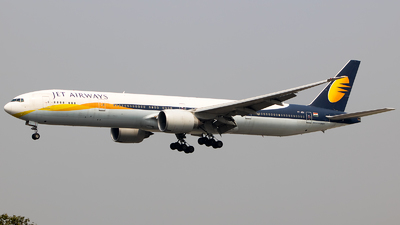 VT-JEX - Boeing 777-35RER - Jet Airways