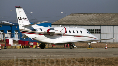 CS-DXE - Cessna 560XL Citation XLS - NetJets Europe