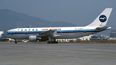 B-2311 - Airbus A300B4-622R - China Northern Airlines