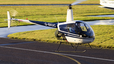 G-BXUC - Robinson R22 Beta - Private