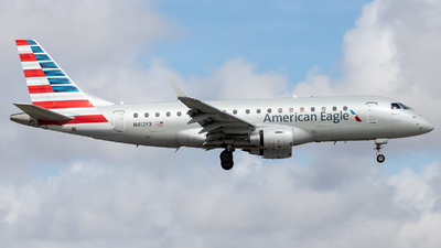 N412YX - Embraer 170-200LR - American Eagle (Republic Airways)