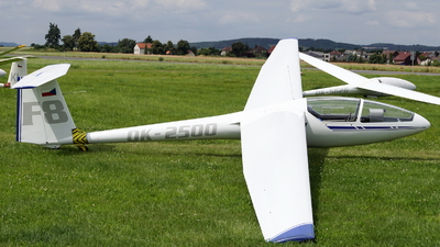 OK-2500 - Orlican VSO-10 - Aeroklub Kladno