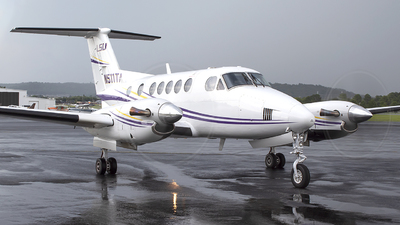 N511TA - Beechcraft 200 Super King Air - Air Med
