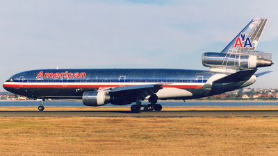 N144AA - McDonnell Douglas DC-10-30 - American Airlines