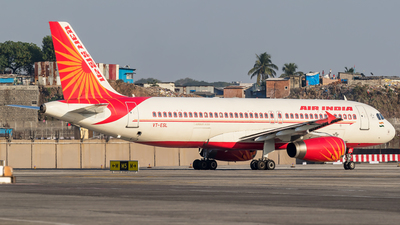 VT-ESL - Airbus A320-231 - Air India