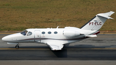 PT-FLC - Cessna 510 Citation Mustang - Flex Aero