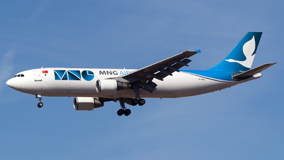 TC-MCC - Airbus A300B4-622R(F) - MNG Airlines