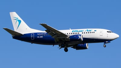 YR-AMA - Boeing 737-530 - Blue Air