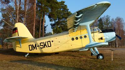DM-SKO - Antonov An-2T - Private