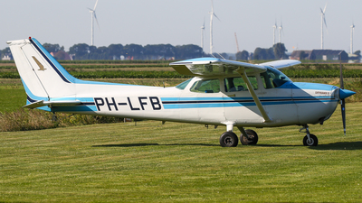 PH-LFB - Cessna 172P Skyhawk II - Private
