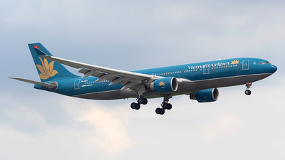 VN-A377 - Airbus A330-223 - Vietnam Airlines