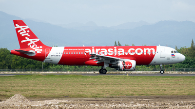 A picture of RPC8979 - Airbus A320214 - AirAsia - © Johann Kirby Datoy