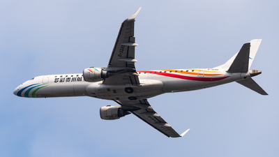 B-3240 - Embraer 190-100LR - Colorful Guizhou Airlines