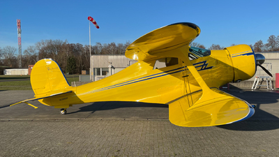 NC9885H - Beechcraft D17S Staggerwing - Private
