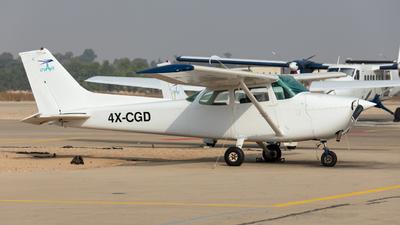 4X-CGD - Cessna 172N Skyhawk II - AIT Aviation