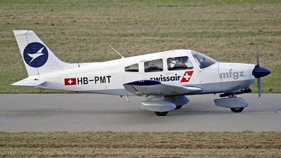 A picture of HBPMT - Piper PA28181 - [2890151] - © Manfred Franke