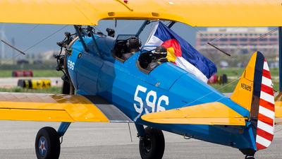 A picture of N58219 - BoeingStearman Model 75 - [75729] - © HA-KLS